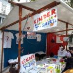 Angebot T-Shirts bemalen für Veranstalter