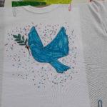 Angebot T-Shirts bemalen für Kitas und Schulen